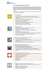 child day care center safety checklist