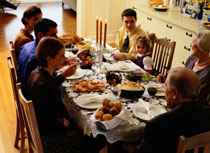 Thanksgiving Family Holiday