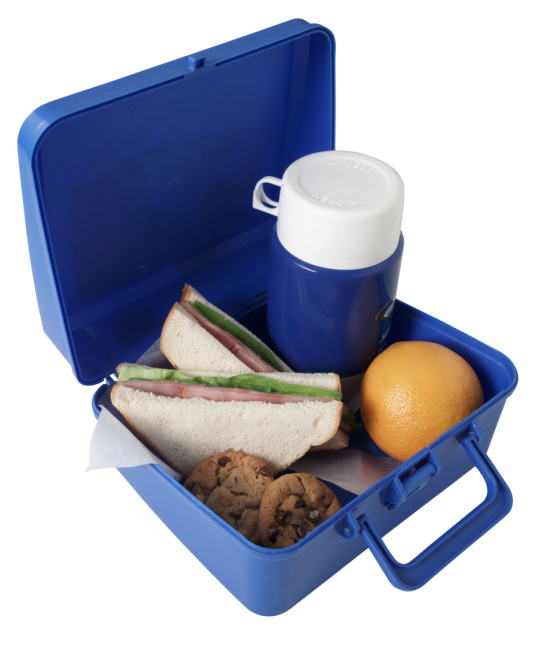 Environmentally-Friendly Resuable Lunchbox and Thermos