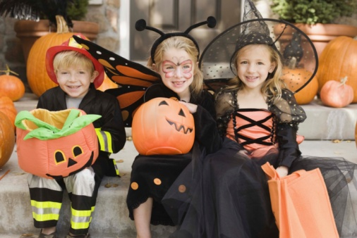 Cost-Effective Costumes & Candy