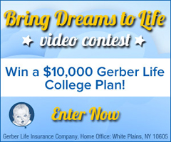 Gerber Life Video Contest