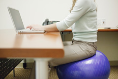 Desk Exercises