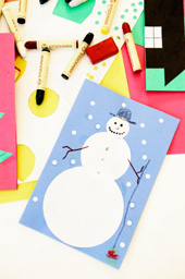 Winter Holiday Crafts