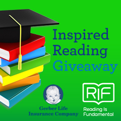 Gerber Life Inspired Reading Giveaway