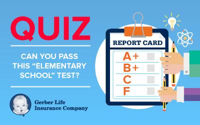 Elementary School Quiz
