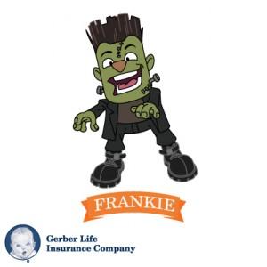 Meet Frankie – Gerber Life Halloween Storybook