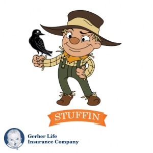 Meet Stuffin' – Gerber Life Halloween Storybook