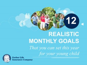 12 goals to set for kids