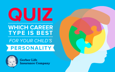 Career Quiz for Kids | Gerber Life Insurance Blog