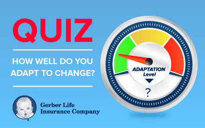 adapt to change quiz