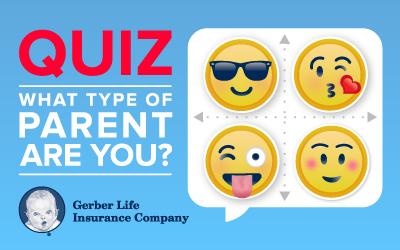 What type of parent are you quiz