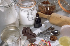 Cookie Recipe Jars