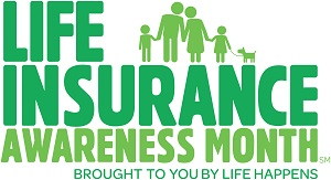 Life Insurance Awareness Month logo
