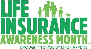 Life Insurance Awareness Month logo