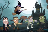 Gerber Life Halloween video storybook