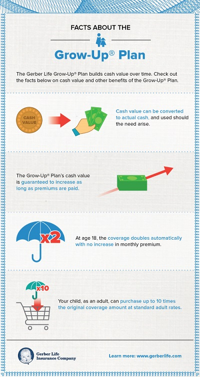 cash value infographic