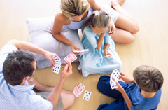 Family Playing Cards