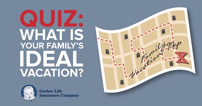 family vacation quiz