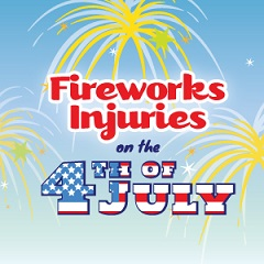Fireworks Injuries on the 4th of July