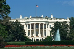 White House exterior